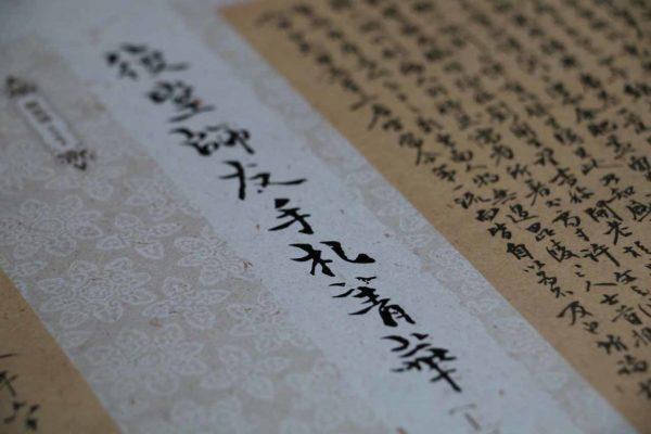 中国語翻訳の特徴を確認